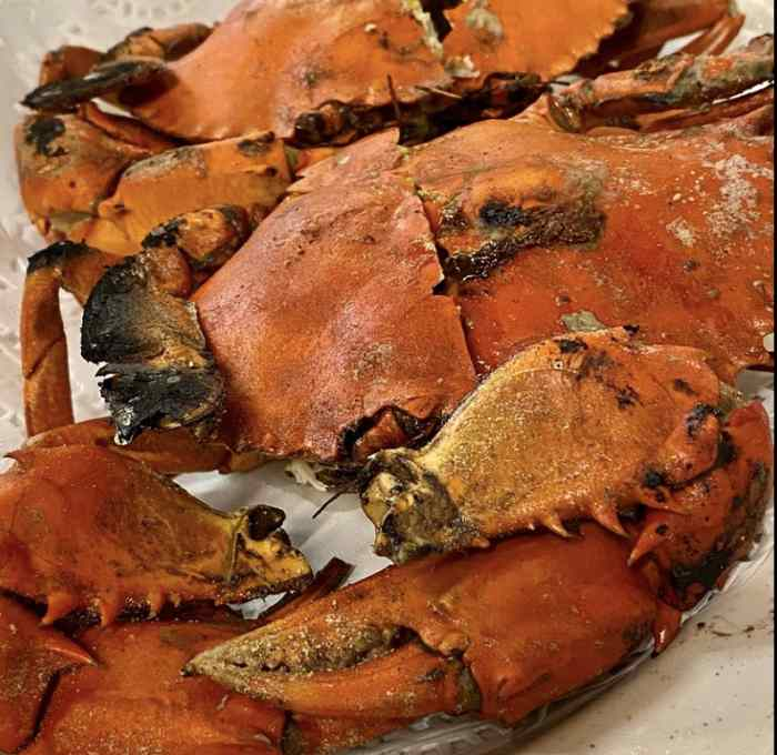 Seafood restaurant in Singapore serving black pepper crabs